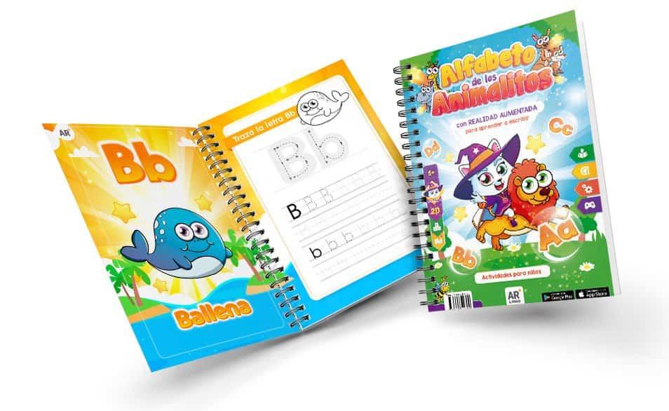 libros con realidad aumentada para niños
